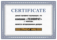 Th cert tehnokrat stright wire 01